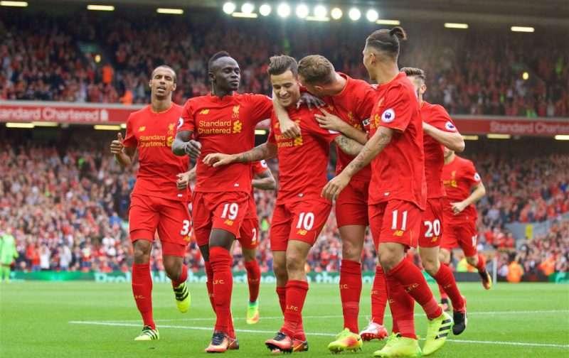 Liverpool đang dần trở lại với cuộc đua vô địch ở Premier League