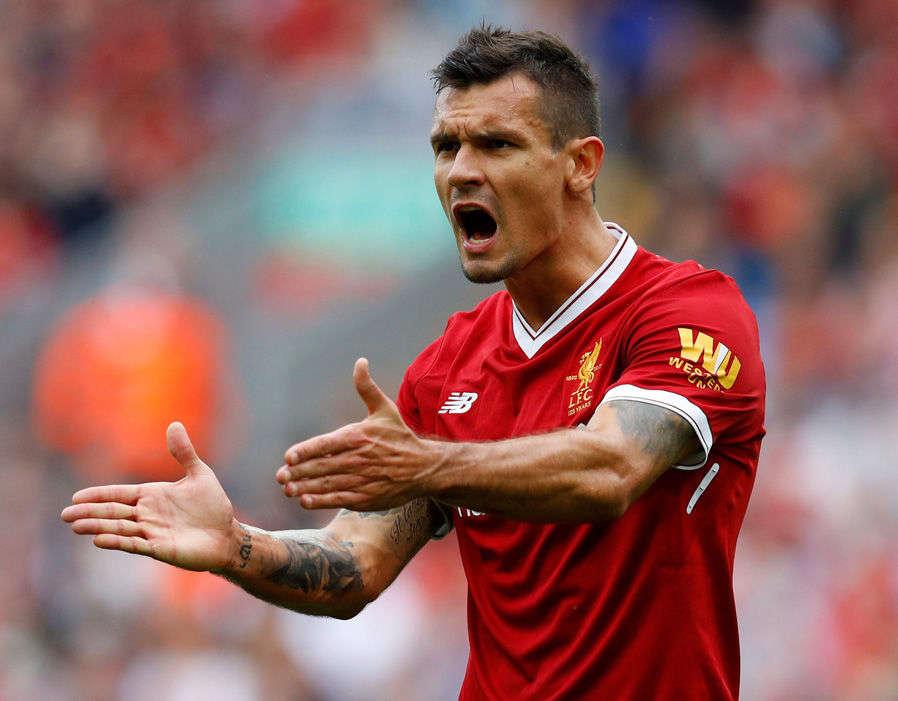 Lovren hy vọng mình vẫn còn cơ hội để ra sân trong màu áo Liverpool