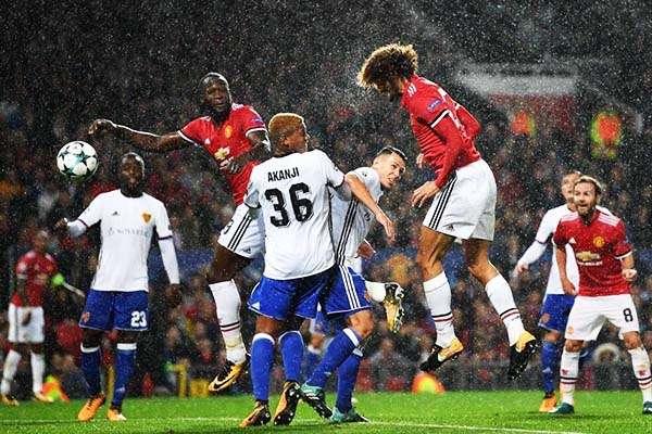 Man United đã thắng 3-0 ở lượt đi