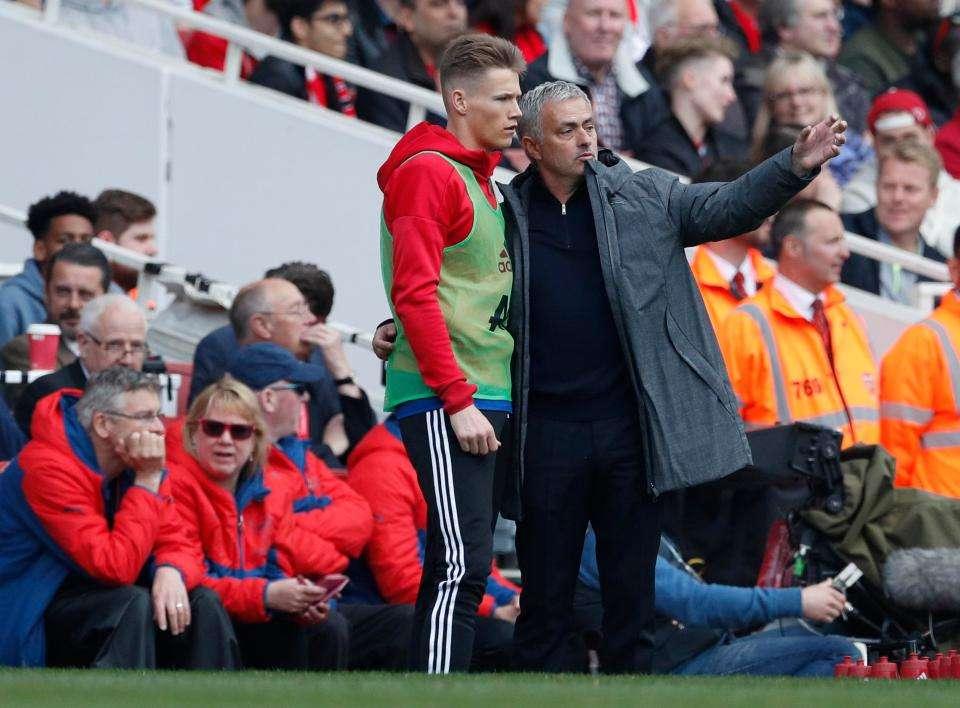 Mourinho đang có một viên ngọc sáng trong tay