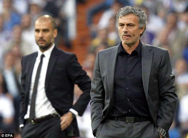 Pep Guardiola có lẽ là khắc tinh của Mourinho