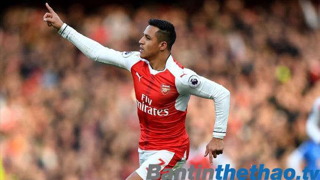 Real nhảy vào cuộc đua giành chữ ký của Sanchez cùng với Man City
