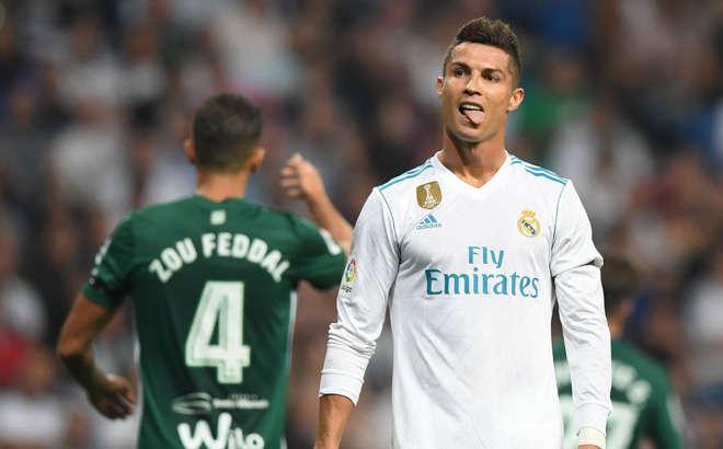 Ronaldo cùng các đồng đội đang có phong độ hết sức tệ hại