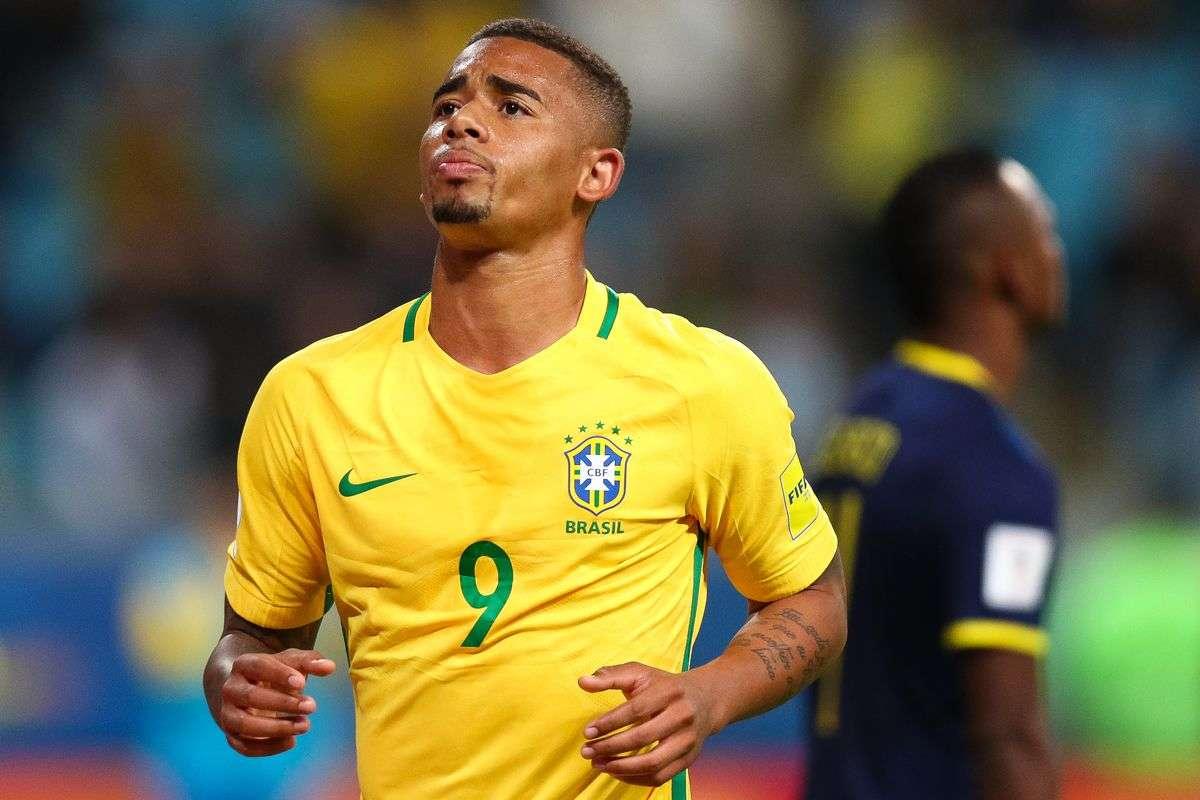 Jesus chính là Ronaldo mới của Brazil