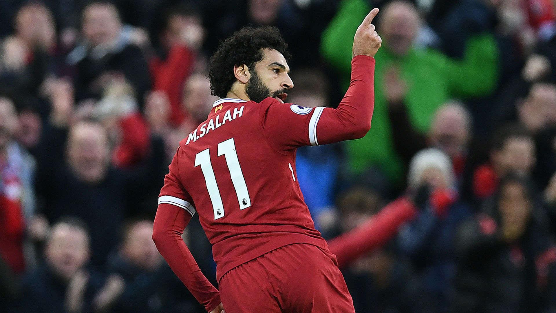 Salah đang mang tới những ánh bình minh trên sân Anfield