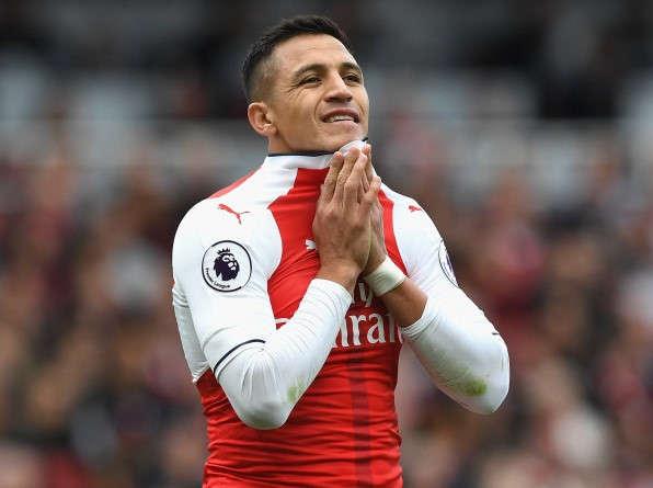 Sanchez đòi ra đi trong mùa hè nhưng không được Wenger chấp thuận