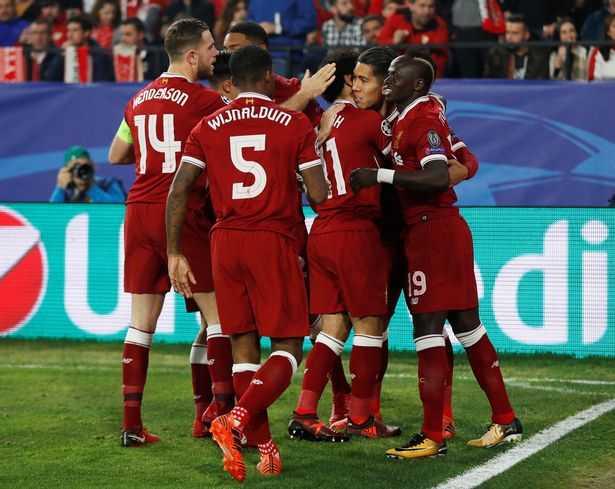 Video trận đấu Sevilla 3-3 Liverpool: Nỗ lực phi thường