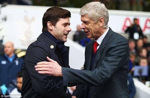 Wenger đưa ra lời khuyên cho Pochettino trước trận đại chiến giữa hai người