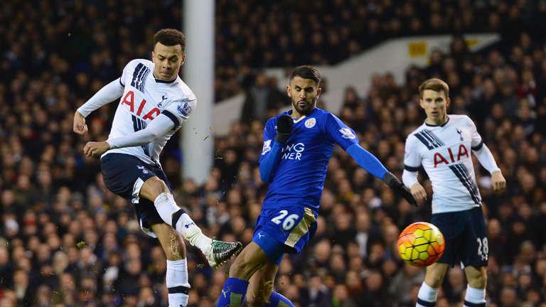 Tottenham sẽ có trận đấu khó khăn trước Leicester
