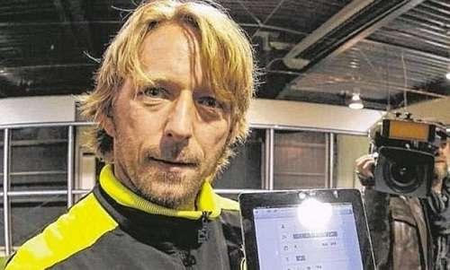 Mislintat, người đã tìm ra Aubameyang và Dembele cho Dortmund.
