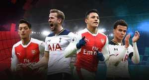 Nhận định Arsenal vs Tottenham: 19h30 ngày 18-11, Arsenal hy vọng ở Emirates