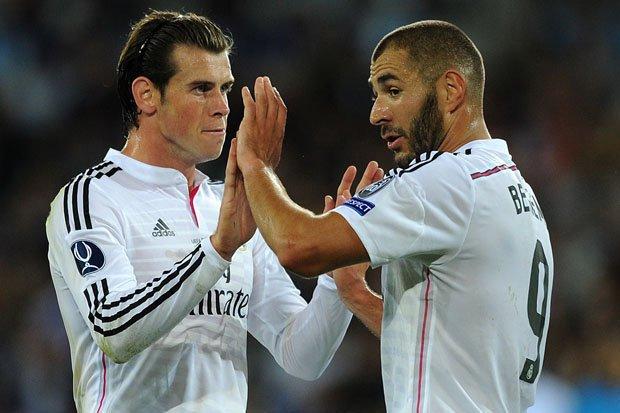 Arsenal đang muốn đưa Benzema lẫn Bale về Anh