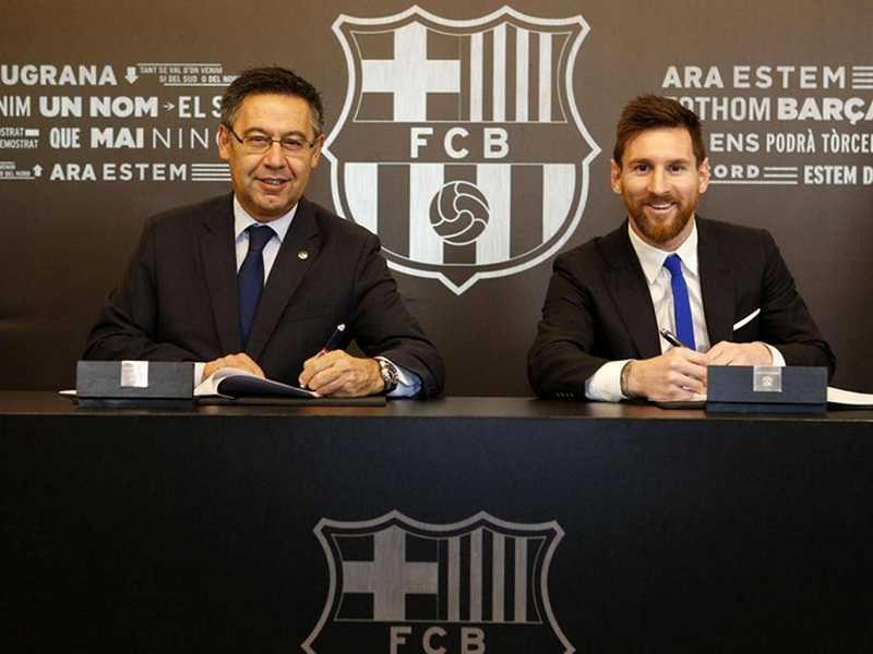 """Barca ra giá 700 triệu euro, các """"ông lớn"""" tránh xa Messi"""