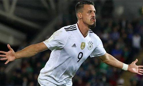 Sandro nhiều khả năng sẽ có một suất trên hàng công tuyển Đức dự World Cup 2018.