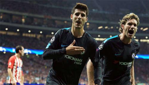 Chelsea cần đánh bại Atletico để giữ vị trí dẫn đầu.