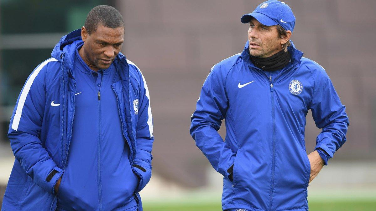 Emenalo rời ghế GĐKT không hoàn toàn là tích cực cho Conte