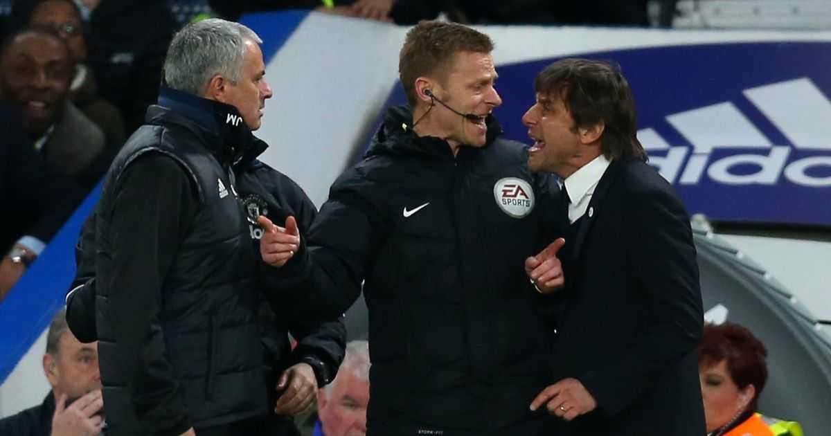Nhận định Chelsea vs Man United: 22h30 ngày 5-11, Conte và Mourinho đều không muốn thua