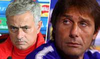 """Chelsea vs MU: Mourinho """"tra tấn"""" tinh thần Conte, Hazard tuyên bố không để yên"""