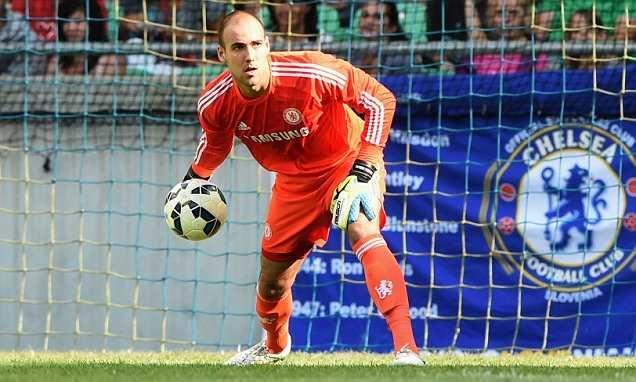 Chuyện về gã thủ môn Chelsea 7 năm không bắt trận nào