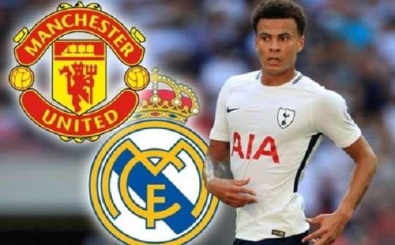 MU và Mourinho không để Real đạt mục tiêu có Alli một khi Tottenham chấp nhận bán