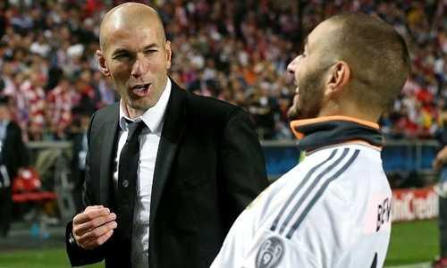 Zidane biết trước Ronaldo và Benzema sẽ lập công