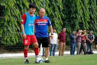 HLV Park Hang Seo ngăn ngừa bệnh ngôi sao ở đội tuyển Việt Nam