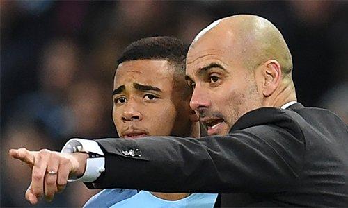 Jesus từng tiết lộ Guardiola chính là lý do lớn nhất khiến anh chọn đầu quân cho Man City.