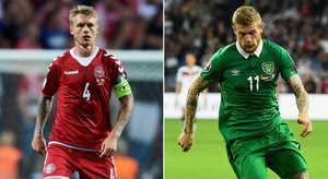 Nhận định Ireland vs Đan Mạch: 2h45 ngày 15-11, Cơ hội chia đều