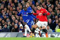 Những điểm nhấn trong trận đại chiến Chelsea vs Man United