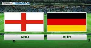 Link Sopcast, link xem trực tiếp Anh vs Đức hôm nay 11/11/2017 Giao hữu quốc tế