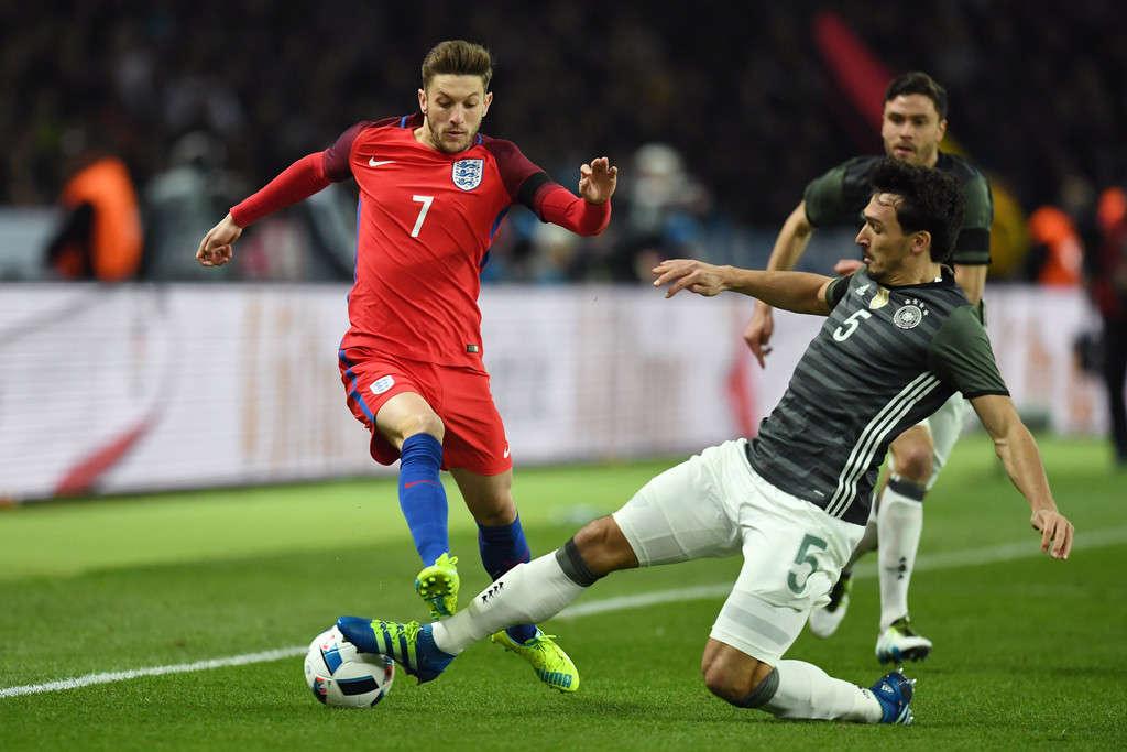Anh vs Đức hôm nay 11/11/2017 Giao hữu quốc tế