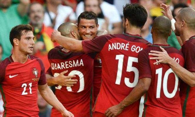 Bồ Đào Nha vs Saudi Arabia hôm nay 11/11/2017 Giao hữu quốc tế