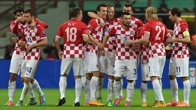 Croatia vs Hy Lạp đêm nay 10/11/2017 vòng loại World Cup