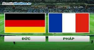 Link Sopcast, link xem trực tiếp Đức vs Pháp đêm nay 15/11/2017 Giao hữu quốc tế