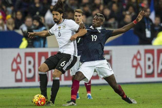 Đức vs Pháp đêm nay 15/11/2017 Giao hữu quốc tế