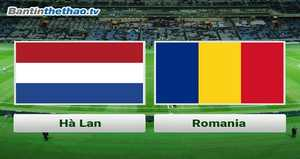 Link Sopcast, link xem trực tiếp Hà Lan vs Romania đêm nay 15/11/2017 Giao hữu quốc tế