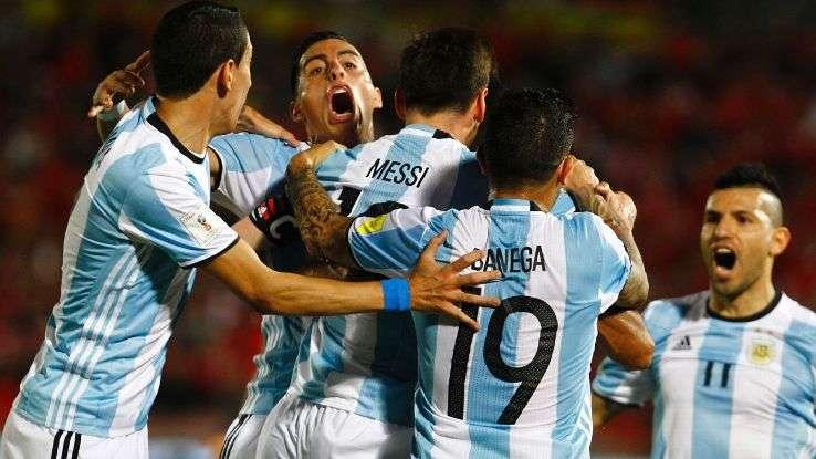 Nga vs Argentina tối nay 11/11/2017 Giao hữu quốc tế