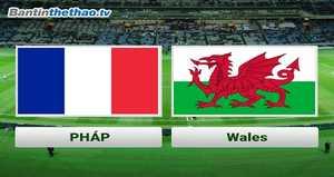 Link Sopcast, link xem trực tiếp Pháp vs Wales hôm nay 11/11/2017 Giao hữu quốc tế