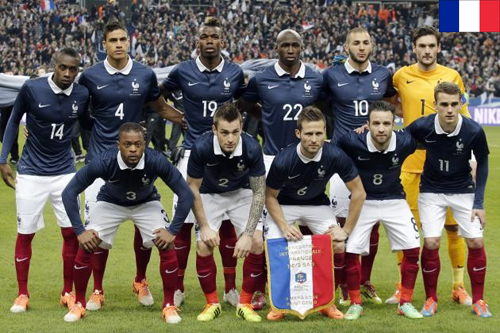Pháp vs Wales hôm nay 11/11/2017 Giao hữu quốc tế