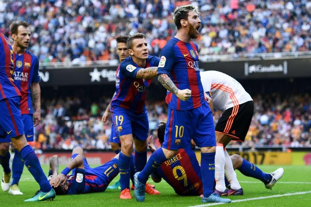Barca vs Valencia đêm nay 27/11/2017 La Liga