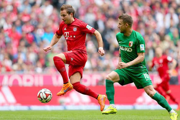 Bayern vs Augsburg đêm nay 18/11/2017 vô địch Bundesliga