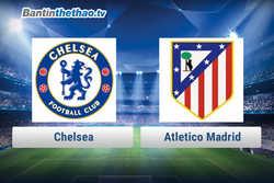 Link xem trực tiếp, link sopcast Chelsea vs Atletico hôm nay 6/12/2017 Champions League