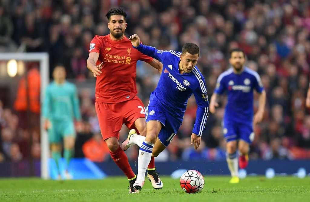 Chelsea vs Liverpool đêm nay 26/11/2017 Ngoại Hạng Anh