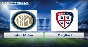 Link xem trực tiếp, link sopcast Inter vs Cagliari đêm nay 26/11/2017 VĐQG Italia Ý - Serie A