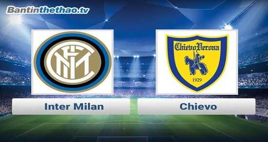 Link xem trực tiếp, link sopcast Inter vs Chievo đêm nay 3/12/2017 VĐQG Italia Ý - Serie A