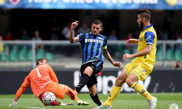 Inter vs Chievo đêm nay 3/12/2017 VĐQG Italia Ý - Serie A
