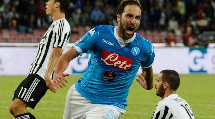 Juventus vs Napoli đêm nay 2/12/2017 VĐQG Italia Ý - Serie A