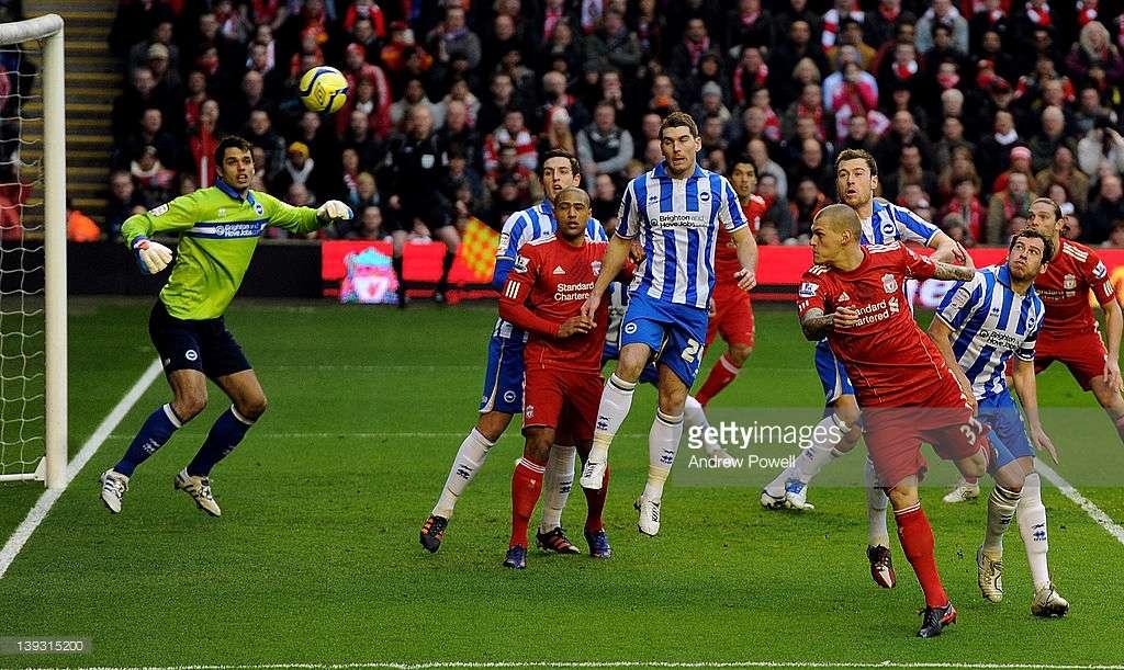 Liverpool vs Brighton đêm nay 2/12/2017 Ngoại Hạng Anh