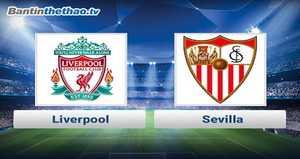 Link xem trực tiếp, link sopcast Liverpool vs Sevilla đêm nay 22/11/2017 Champions League