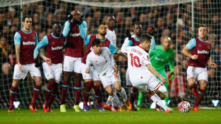 Liverpool vs West Ham đêm nay 5/11/2017 Ngoại Hạng Anh